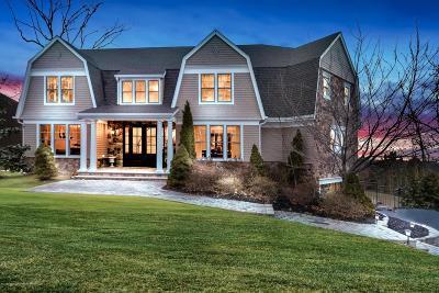 Atlantic Highlands Single Family Home For Sale: 207 Portland Road