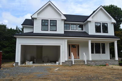 Fair Haven Single Family Home For Sale: 58 McCarter Avenue