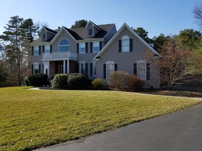 Toms River Single Family Home Under Contract: 2048 Paavo Court