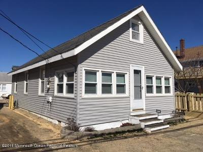 Seaside Park Single Family Home For Sale: 1811 Boulevard