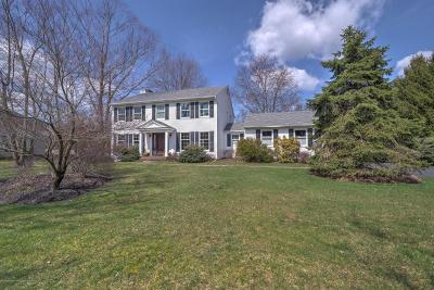 Freehold Single Family Home Under Contract: 6 Woodbine Lane