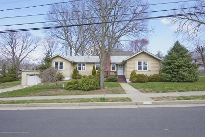 Atlantic Highlands Single Family Home Under Contract: 118 W Highland Avenue