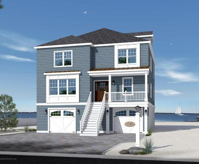 Point Pleasant Single Family Home For Sale: 1736 Bay Isle Drive #A