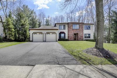 Marlboro Single Family Home Under Contract: 52 Steeplechase Drive