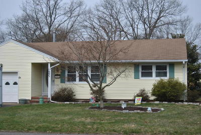 Point Pleasant Single Family Home Under Contract: 1005 Sunset Avenue