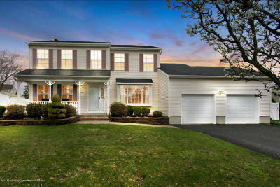 Toms River Single Family Home For Sale: 1671 Copperfield Lane