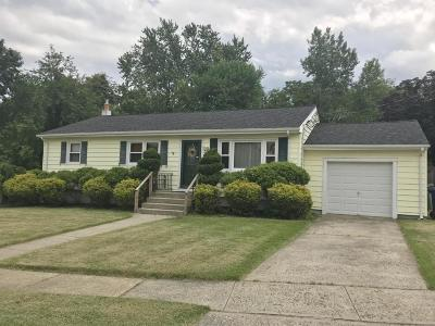 Neptune Township Single Family Home Under Contract: 200 Poplar Place
