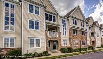 Long Branch Condo/Townhouse For Sale: 4 McKinley Street