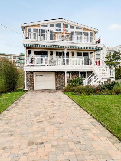 Long Branch Single Family Home For Sale: 272 Ocean Avenue