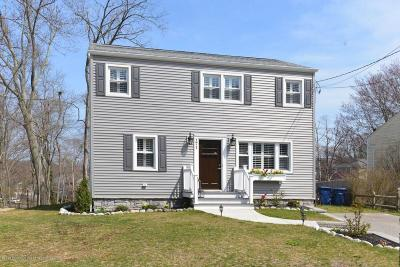Neptune Township Single Family Home For Sale: 171 Hillside Drive