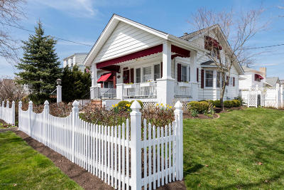 Belmar Single Family Home Under Contract: 300 4th Avenue