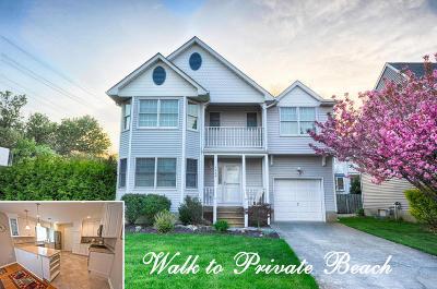 Point Pleasant Beach Single Family Home For Sale: 1625 Lake Avenue