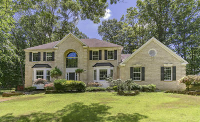 Single Family Home For Sale: 33 Colonial Court