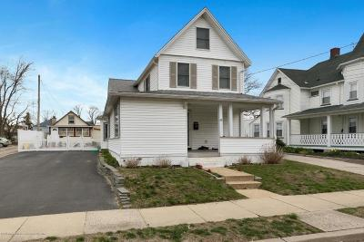 Neptune City Single Family Home For Sale: 85 Ridge Avenue