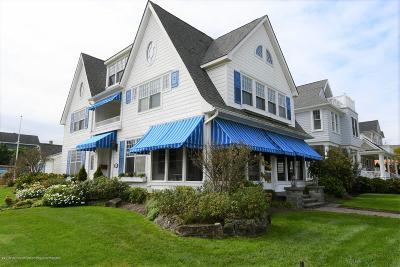 Sea Girt Single Family Home For Sale: 100 Chicago Boulevard