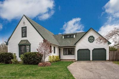 Manchester Single Family Home For Sale: 132 Brandon Road
