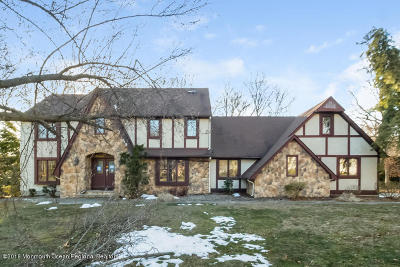 Avon-by-the-sea, Belmar, Bradley Beach, Brielle, Manasquan, Spring Lake, Spring Lake Heights Single Family Home Under Contract: 1534 Toboggan Run