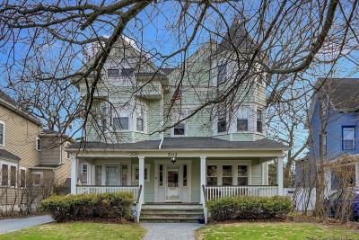Asbury Park Single Family Home For Sale: 502 7th Avenue