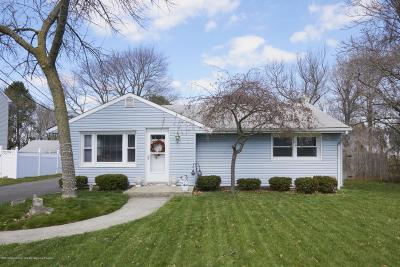 Tinton Falls Single Family Home Under Contract: 71 Apple Street