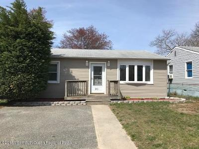 Toms River Single Family Home For Sale: 804 Maplecrest Road
