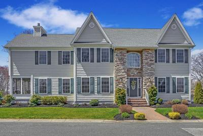 Point Pleasant Single Family Home Under Contract: 717 Mount Place
