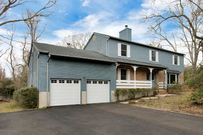 Avon-by-the-sea, Belmar, Bradley Beach, Brielle, Manasquan, Spring Lake, Spring Lake Heights Single Family Home For Sale: 2513 Ramshorn Drive