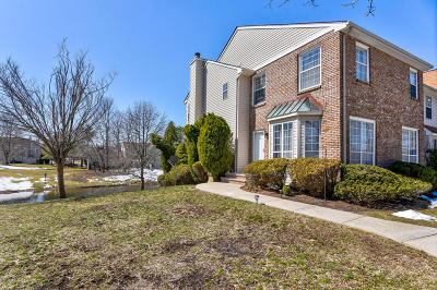 Morganville Condo/Townhouse Under Contract: 111 Bedford Place