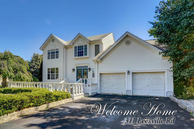 Jackson Single Family Home Under Contract: 311 Leesville Road