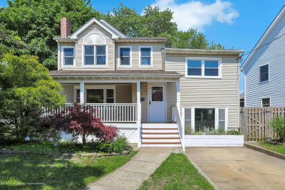 Point Pleasant Single Family Home For Sale: 1101 Bay Avenue
