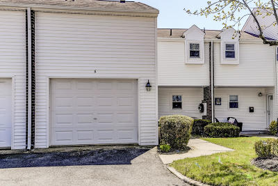 Spring Lake Condo/Townhouse For Sale: 6 Pine Drive