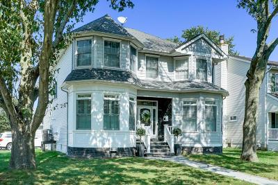 Avon-by-the-sea, Belmar, Bradley Beach, Brielle, Manasquan, Spring Lake, Spring Lake Heights Single Family Home For Sale: 400 E Main Street