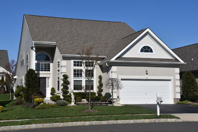 Monmouth County Adult Community For Sale: 12 Cavalcade Court
