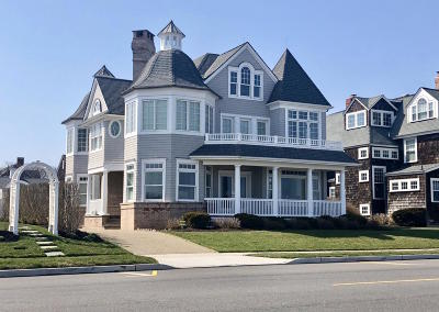 Monmouth County Single Family Home For Sale: 1309 Ocean Avenue