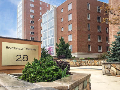 Red Bank Condo/Townhouse For Sale: 28 Riverside Avenue #2h