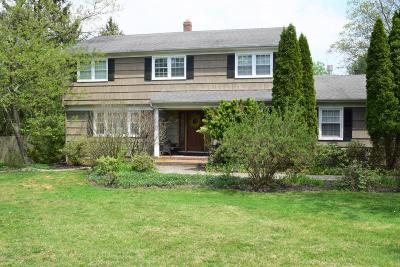 Red Bank Single Family Home For Sale: 1 Ivy Hill Road