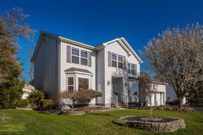 Howell Single Family Home For Sale: 34 Deborah Lane