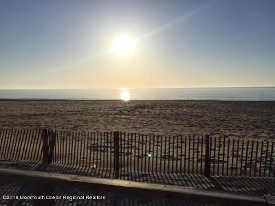 Point Pleasant Beach Condo/Townhouse Under Contract: 101 New Jersey Avenue #7H