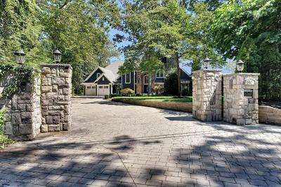 Avon-by-the-sea, Belmar, Bradley Beach, Brielle, Manasquan, Spring Lake, Spring Lake Heights Single Family Home For Sale: 616 Oceanview Road