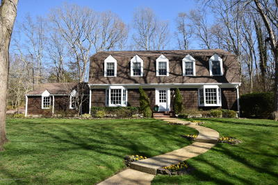 Monmouth County Single Family Home For Sale: 912 Birch Drive