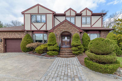 Avon-by-the-sea, Belmar, Bradley Beach, Brielle, Manasquan, Spring Lake, Spring Lake Heights Single Family Home For Sale: 1106 Hawthorne Parkway