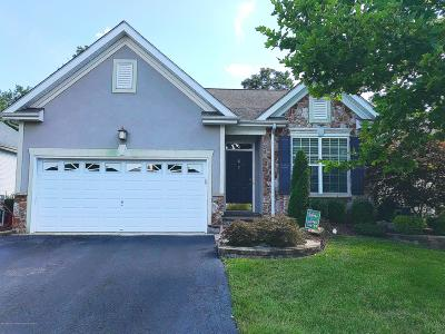 Manalapan Adult Community Under Contract: 8 Hartack Road