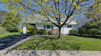 Monmouth County Single Family Home Under Contract: 9 Lloyd Avenue