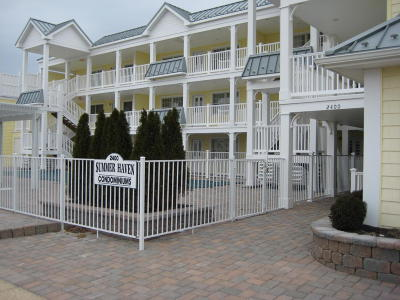 Lavallette Condo/Townhouse For Sale: 2400 Grand Central Avenue #4