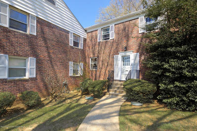Red Bank Condo/Townhouse For Sale: 112 Manor Drive