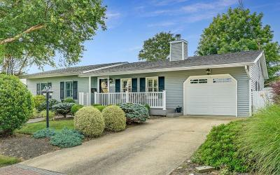 Point Pleasant Single Family Home Under Contract: 2309 Blue Jay Trail