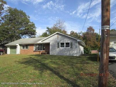 Brick Single Family Home For Sale: 587 N Lake Shore Drive