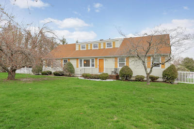 Single Family Home For Sale: 79 Shark River Road