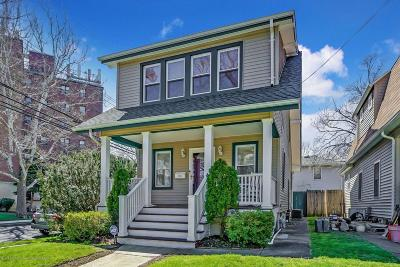 Asbury Park Single Family Home Under Contract: 1100 1st Avenue