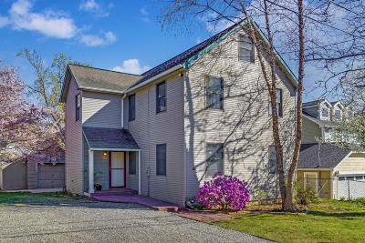 Atlantic Highlands Single Family Home Under Contract: 18 Hudson Avenue