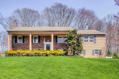 Freehold Single Family Home Under Contract: 20 Crosswicks Road